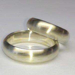 Vestuviniai žiedai Mokume Gane